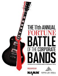 Battle of the Corporate Bands