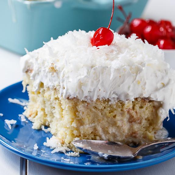 Potluck Sheet Cake