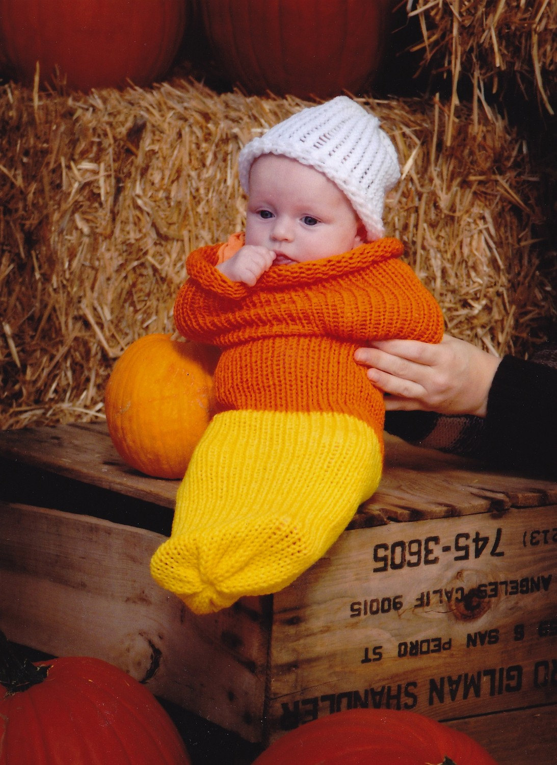 Foodista | 5 Adorable Food-Themed Baby Costumes