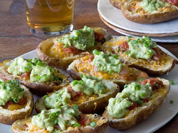 Foodista | 5 Spectacular Loaded Baked Potato Skins Recipes