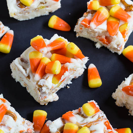 Foodista | Candy Corn Fudge and Other Recipes For Your Sugar Cravings