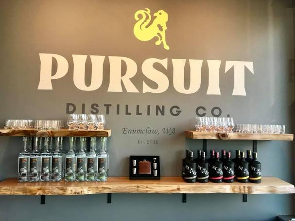 Pursuit Distilling COmpany
