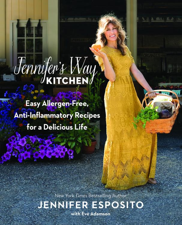 Jennifer's Way Kitchen Book Cover
