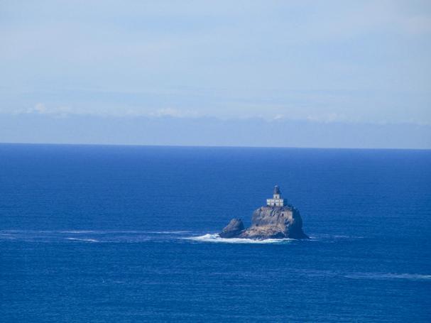 Tillamook Rock Lighthouse Oregon