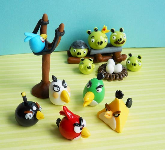 Angry Birds Toppers