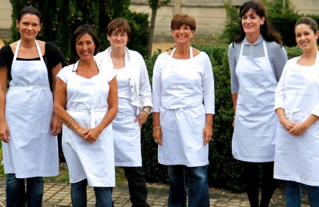 Cambridge Cookery School Team