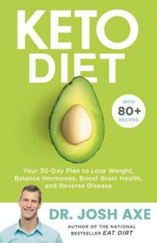 Dr Josh Axe KETO DIET cookbook