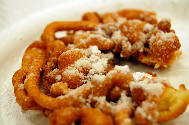 Funnel Cake Recipe Without Vanilla Extract