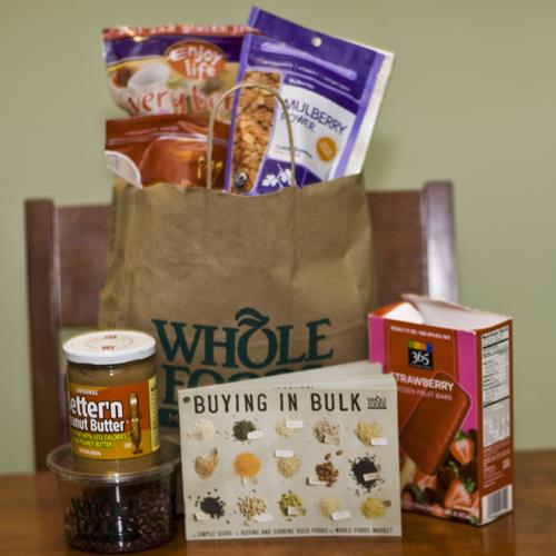 Whole Foods Chicken Tenders