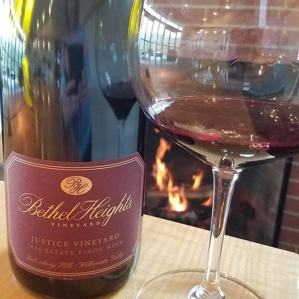 Bethel Heights Vineyards