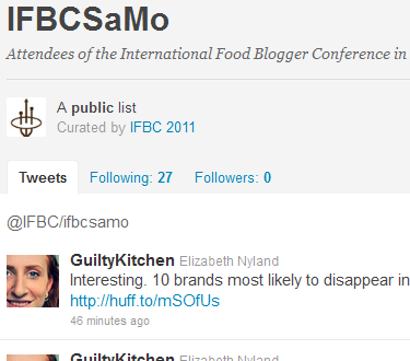 ifbc samo twitter list