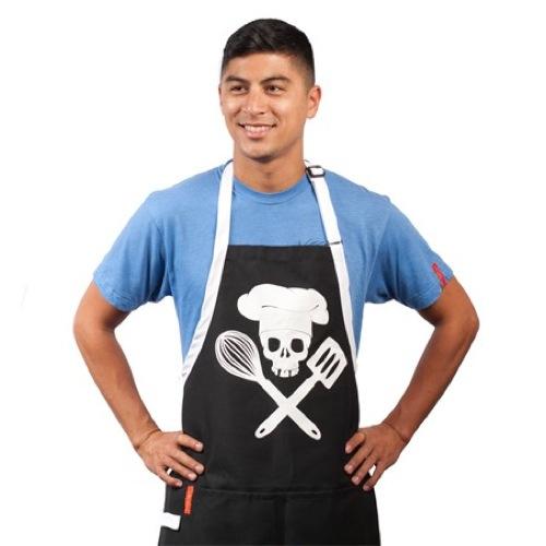 pirate chef apron