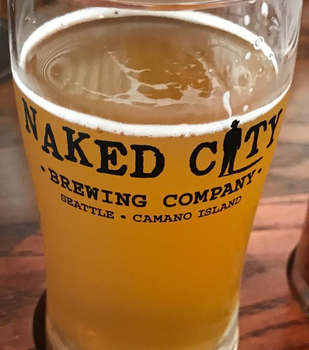 Naked City Brewery beer