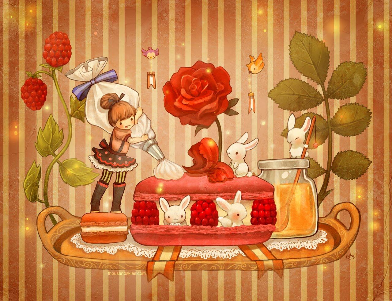 Macaron Story