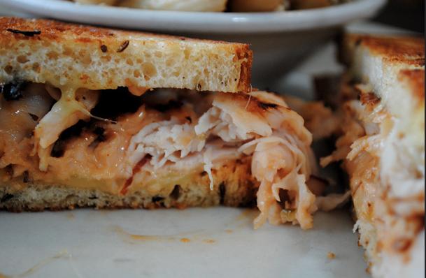 Foodista Post Thanksgiving Meals 5 Turkey Sandwich Recipes