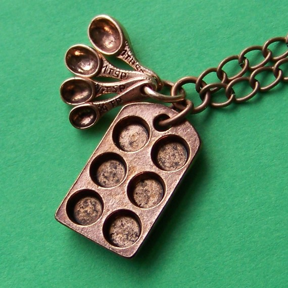 Measuring Spoon Necklace