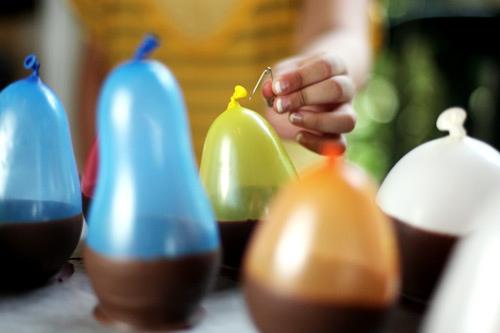 Bakerella's Chocolate Pudding Cups