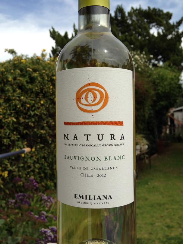 Natura Wines Sauvignon Blanc