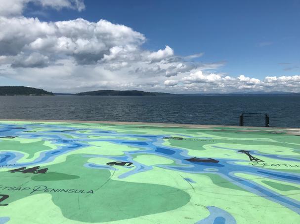 Tacoma Waterfront park