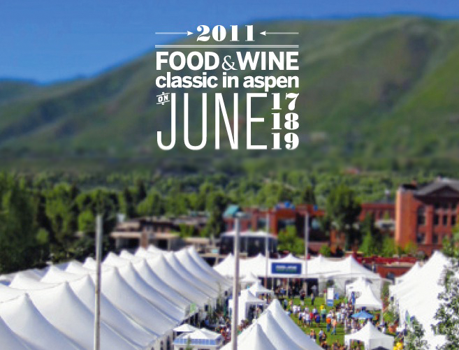 29th Annual Aspen Food and Wine Classic