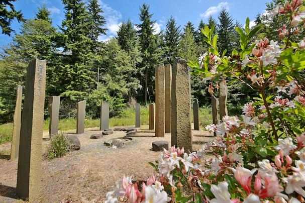 Cottonwood Stone Circle at Earth Sanctuary
