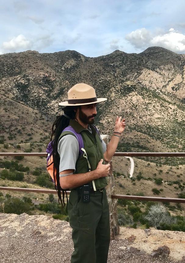 guide Zach Palma