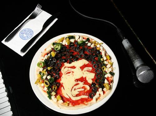 Jimi Hendrix PizzaExpress