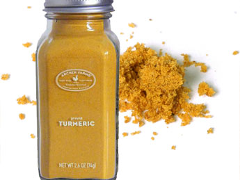 Recalled Turmeric