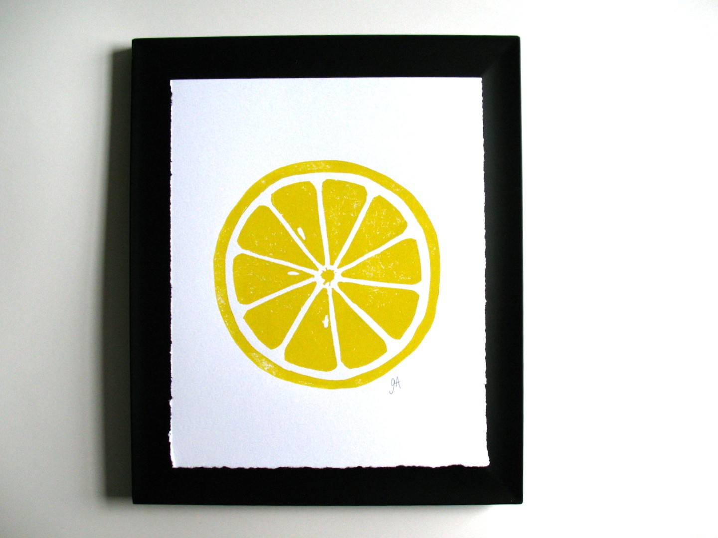 lemon home accents
