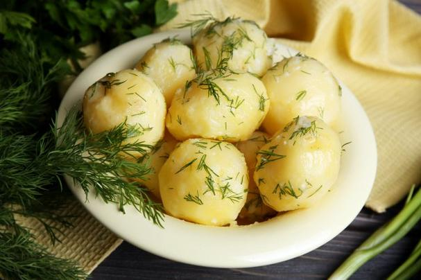 Fennel Potatoes
