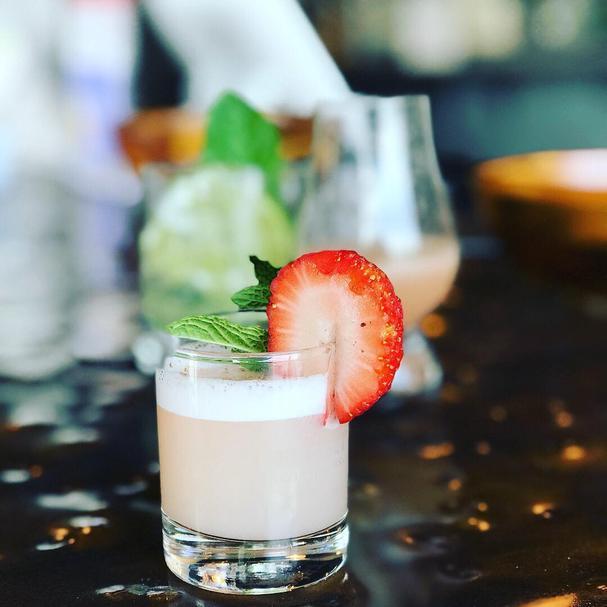 Pursuit Distilling Company Cocktail