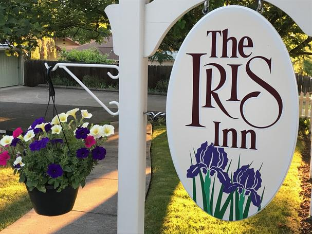 Iris Inn, Ashland Oregon