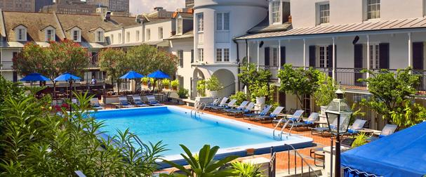 Royal Sonesta Hotel pool