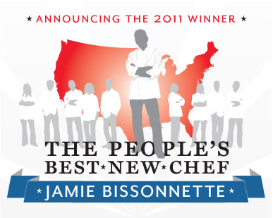 Best New Chef 2011 - Jamie Bissonnette