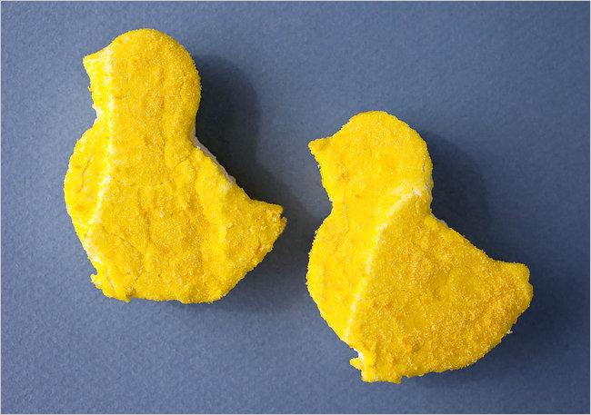 Melissa Clark's Homemade Saffron Marshmallow 'Peeps'