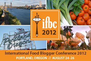 International Food Blogger Conference